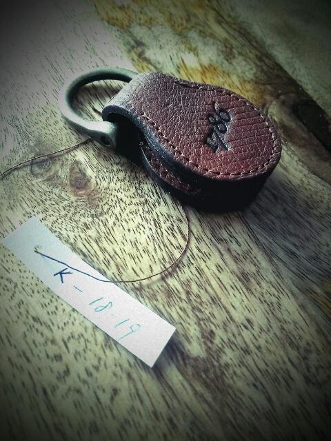1786 Coin Holder Key Ring K18-19