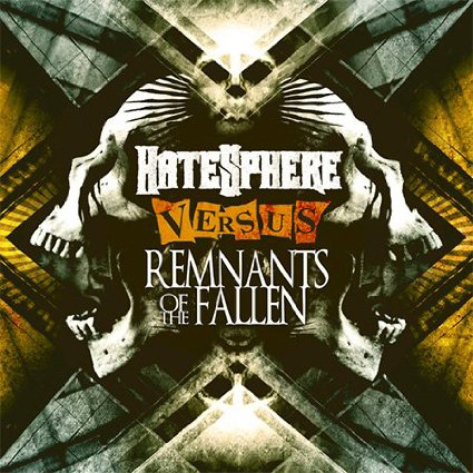 "HATESPHERE/REMNANTS OF THE FALLEN(SPLIT) ""HateSphere Versus Remnants Of The Fallen"" (輸入盤)"