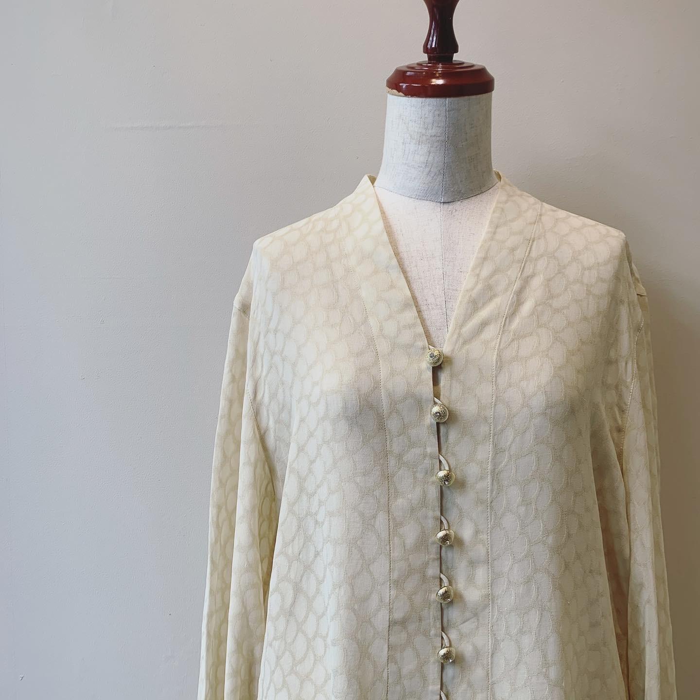 """vintage """"Christian Dior"""" design blouse"""
