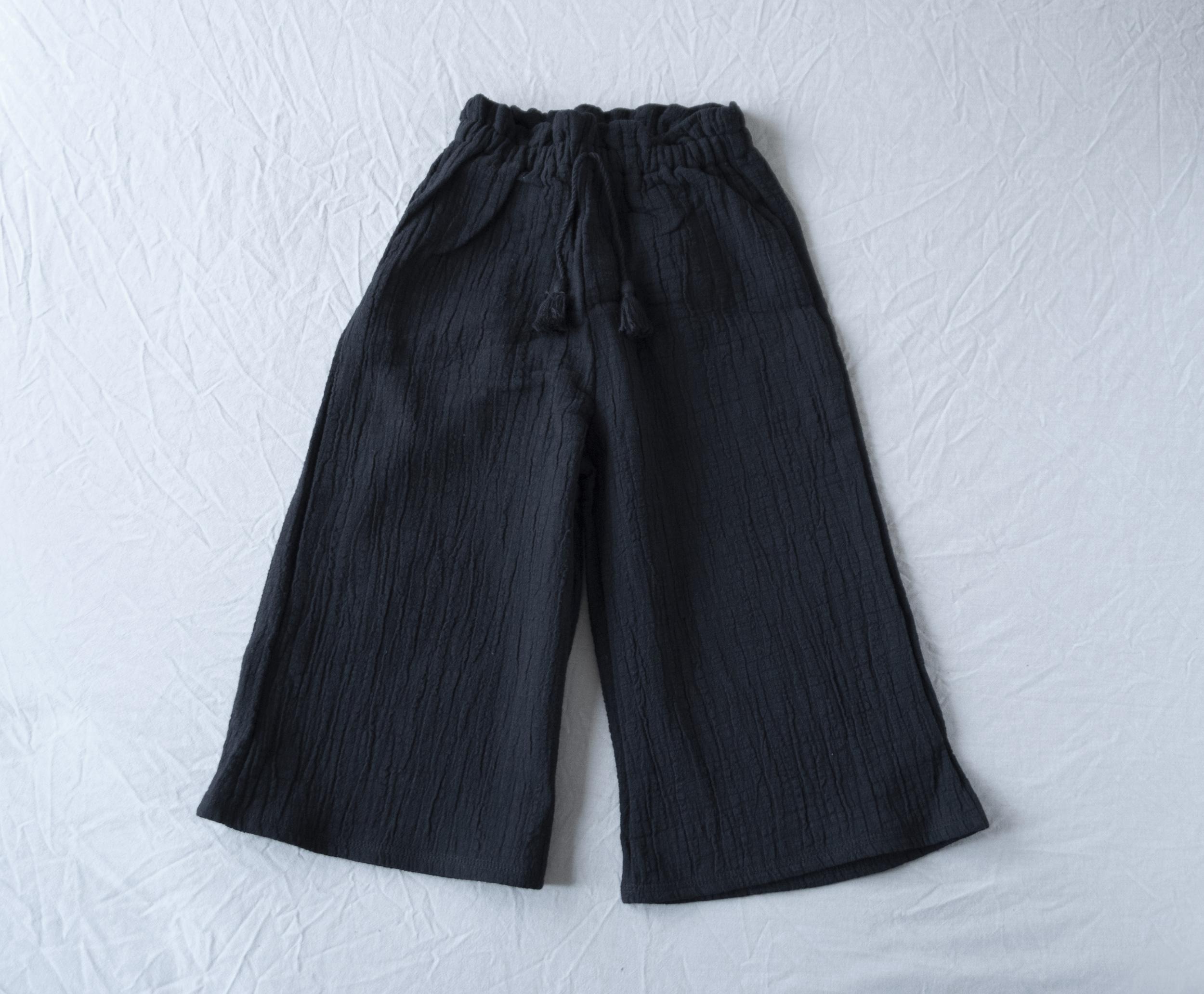 tassel pants