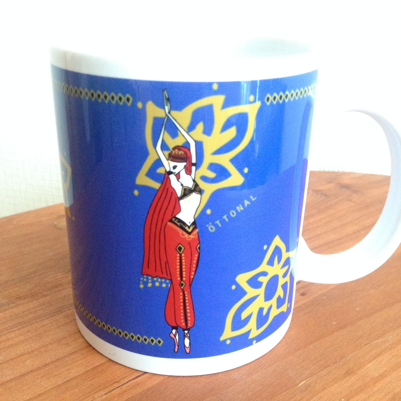 ニキヤ マグカップ - 画像4
