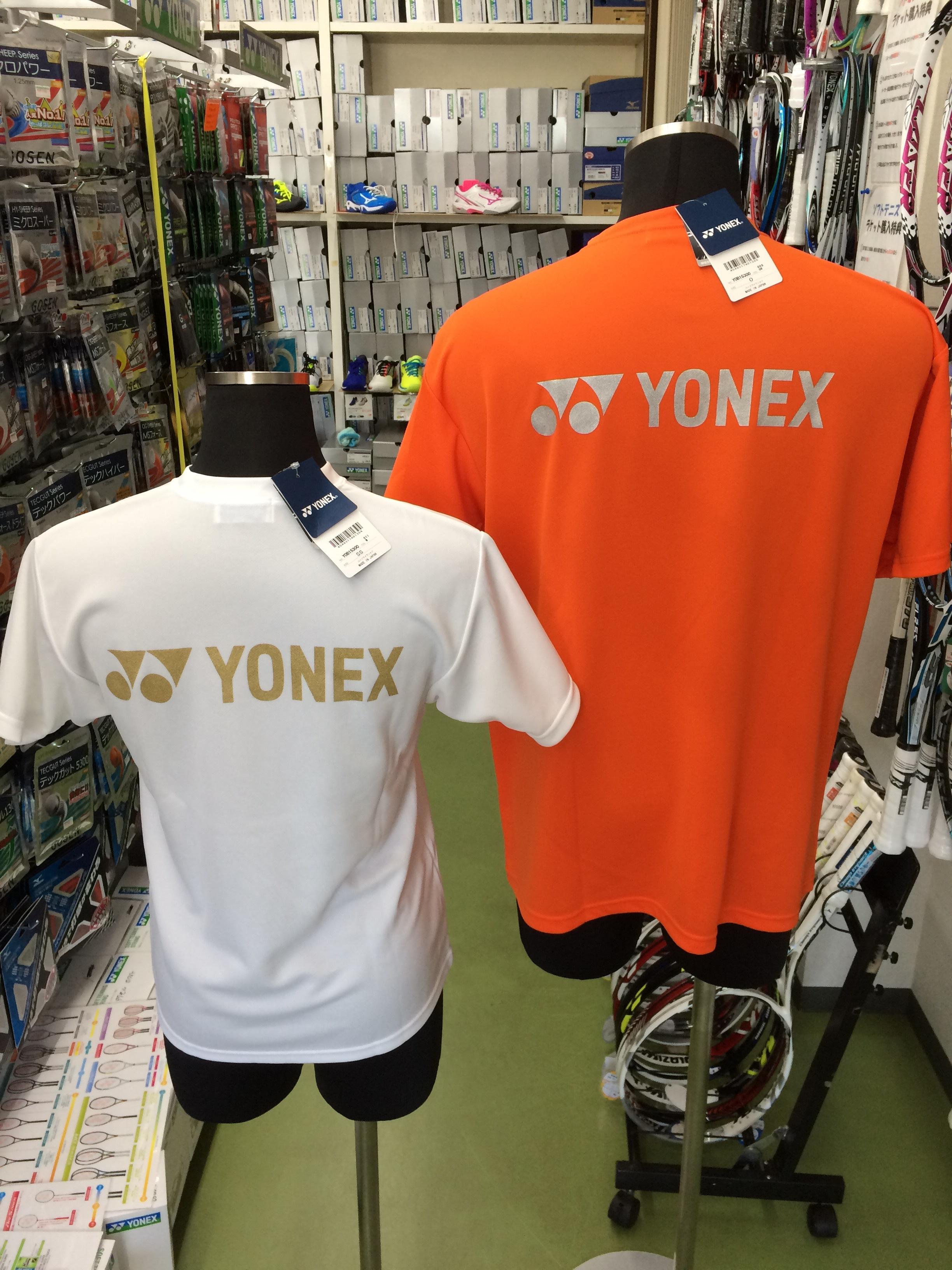 ヨネックス Tシャツ YOB15300 - 画像4