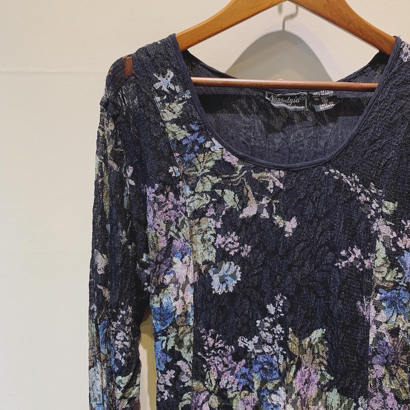 vintage lace layered onepiece
