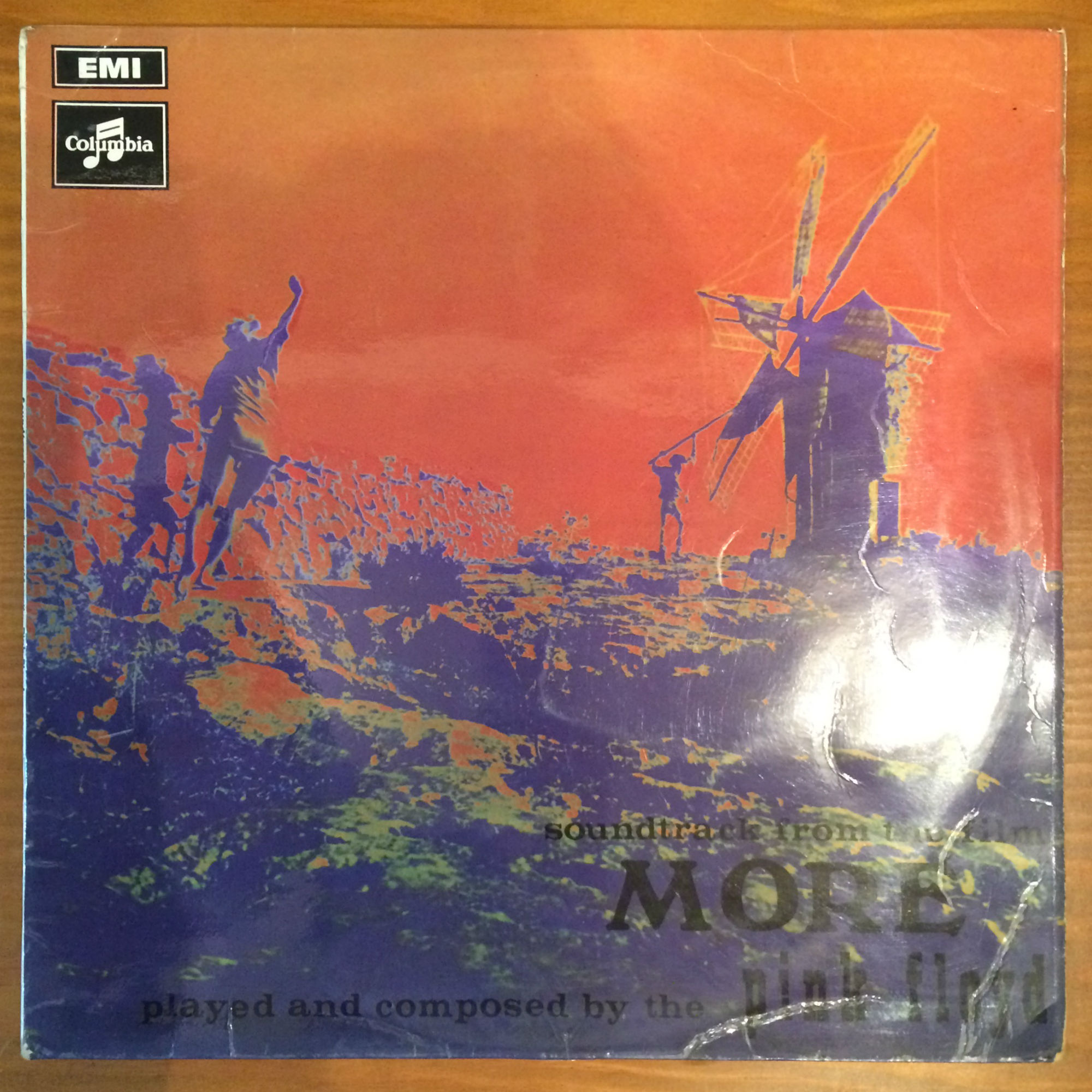 "●PINK FLOYD / Soundtrack From The Film ""MORE"""