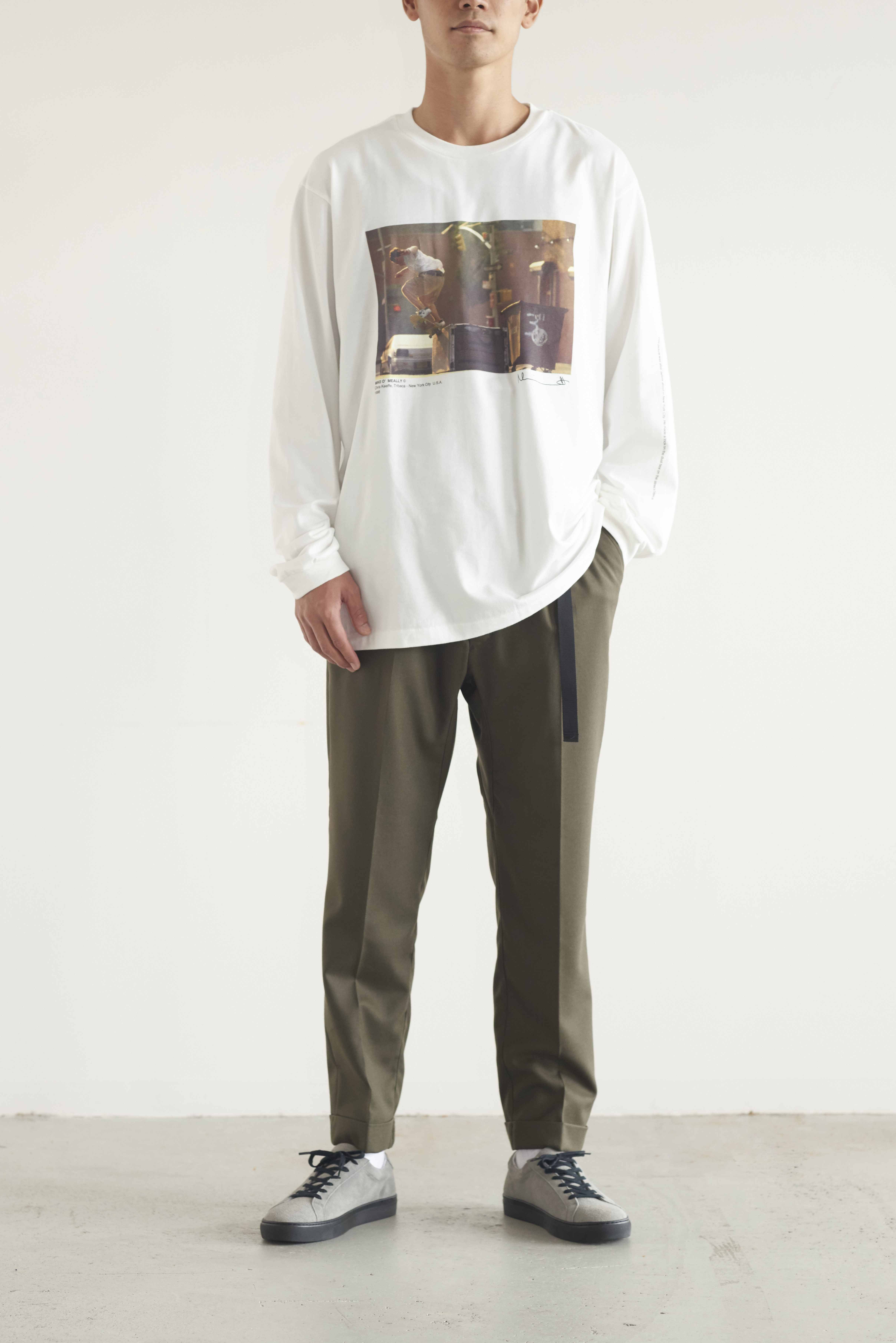 JOHN MASON SMITH CHRIS KEEFFE L/S
