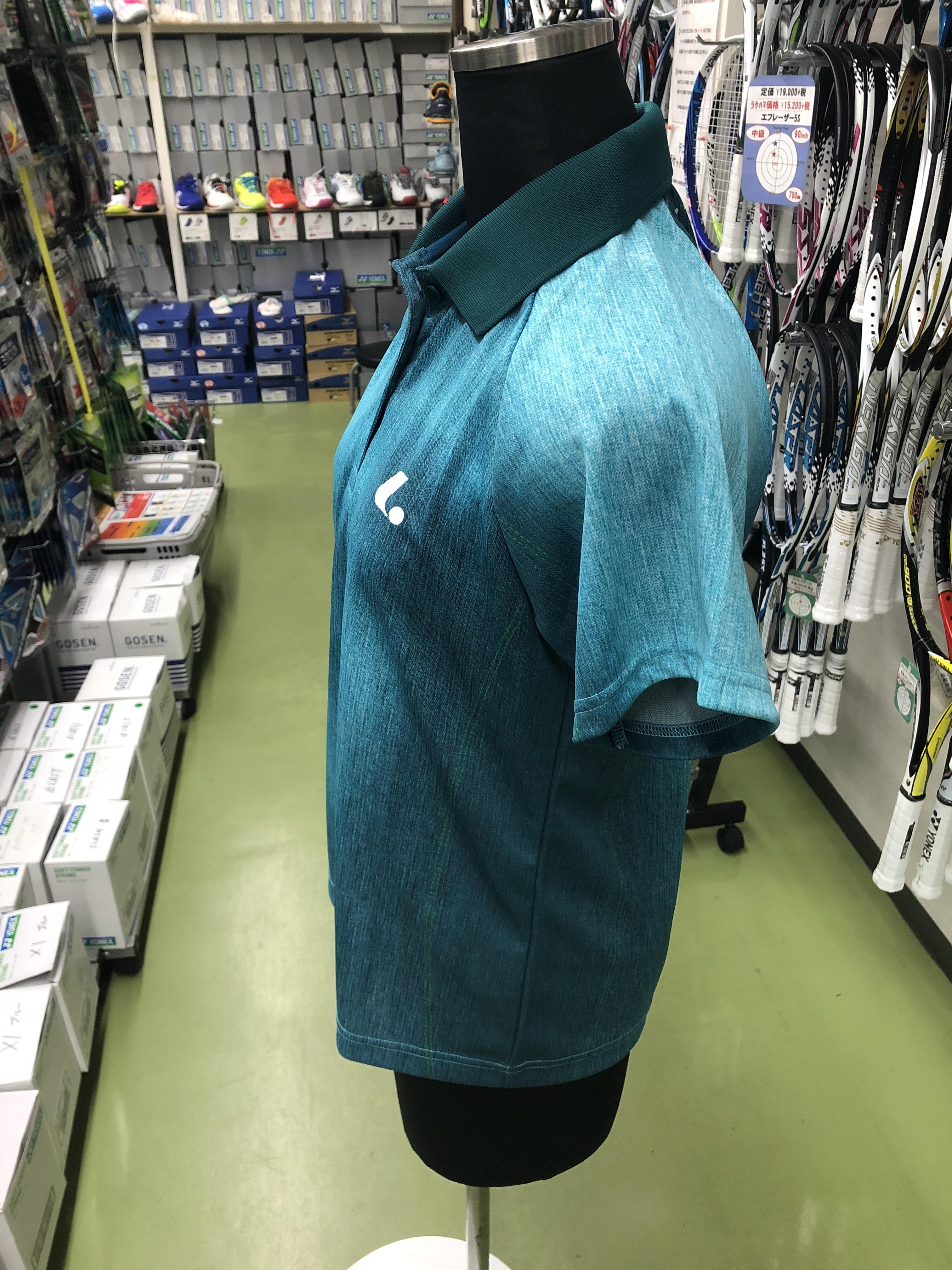 ルーセント レディースゲームシャツ XLP4745  - 画像2