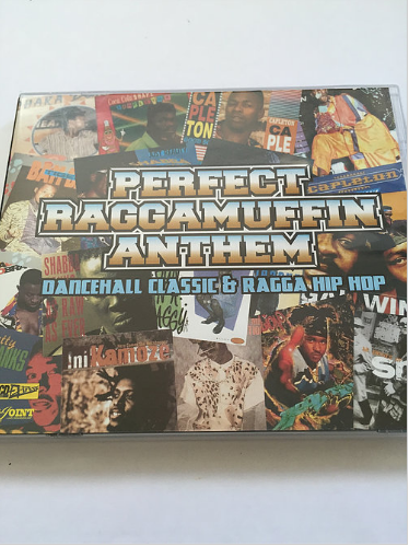 En-Joint Crew - Perfect Ragamuffin Anthem【 CD】