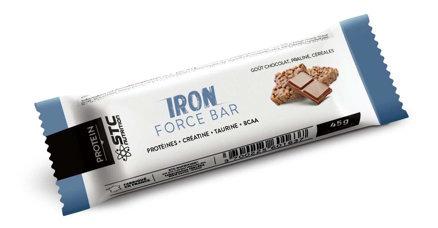 STC IRON FORCE BAR
