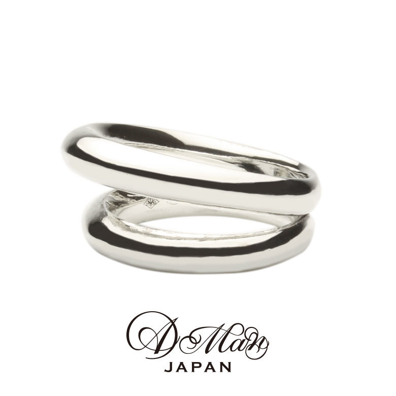 A Man Double Ring エーエムエーエヌ ダブルリング