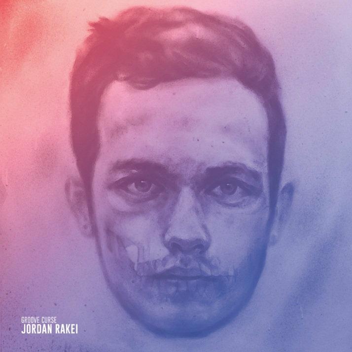 Jordan Rakei / Groove Curse(12inch EP)