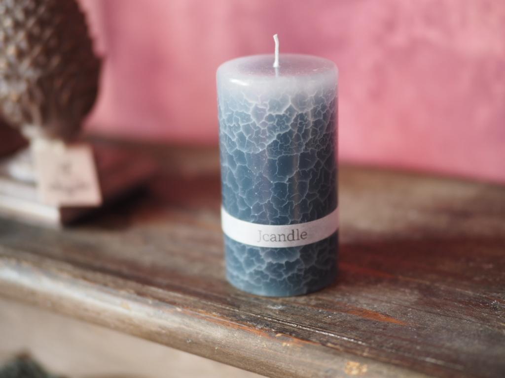 gradation  candle  2