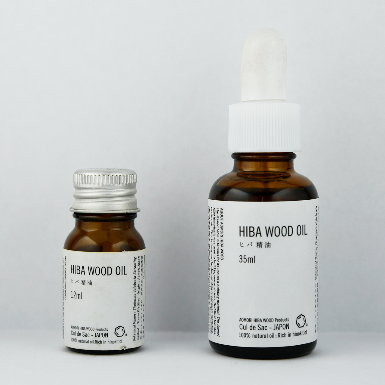 HIBA WOOD OIL 35ml