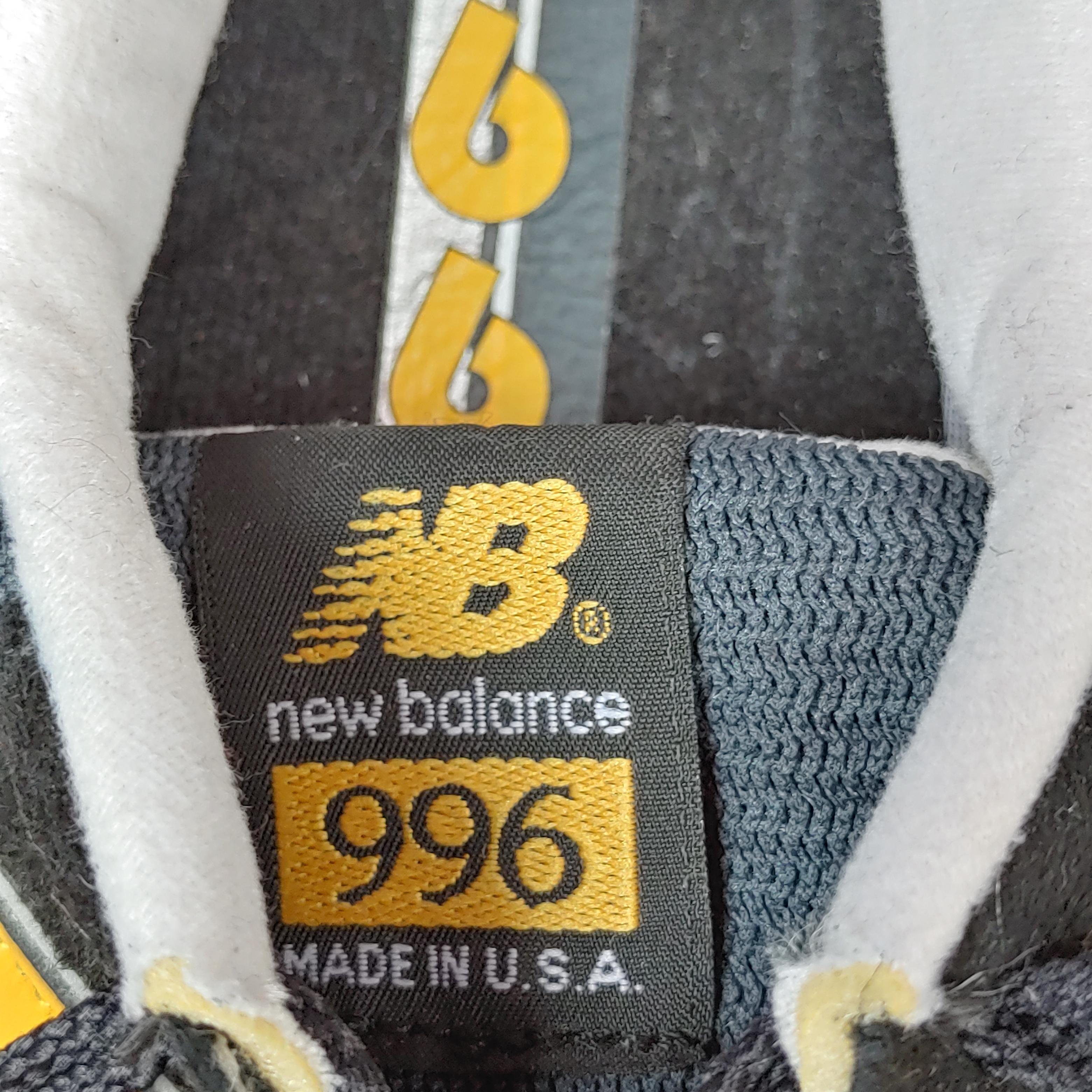 【USA】NEW BALANCE 996 US6.5(24.5cm)