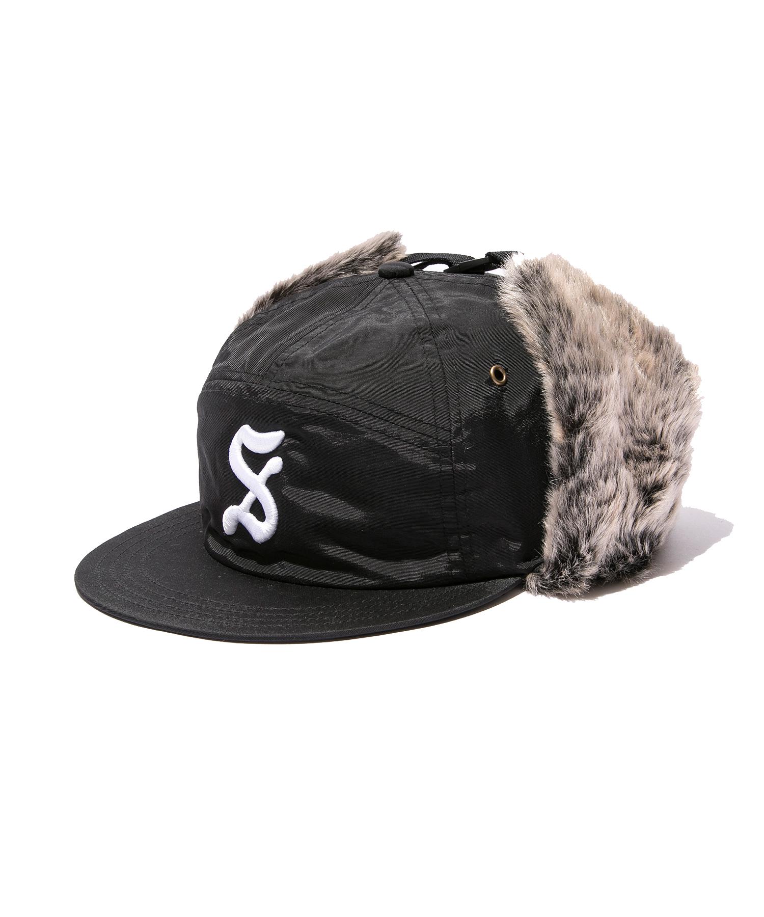 Subciety(サブサエティ) | DOG EAR CAP (Black)