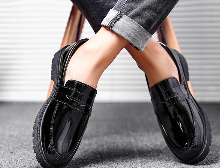 b73c845bcba26 お届けまで15日以内☆メンズ 靴 ブラック 靴 シューズ モード おしゃれ モノトーン