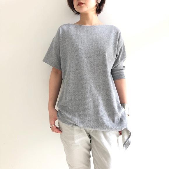 【 ANTGAUGE 】アシンメトリーTEEシャツ