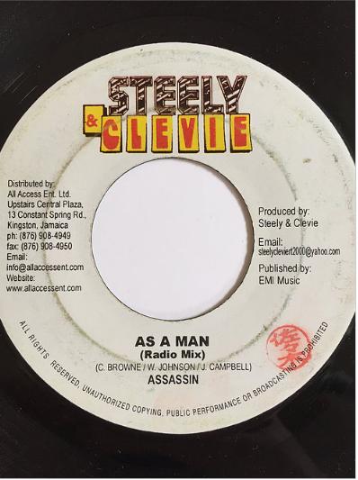 Assasin(アサシン) - As A Man【7'】