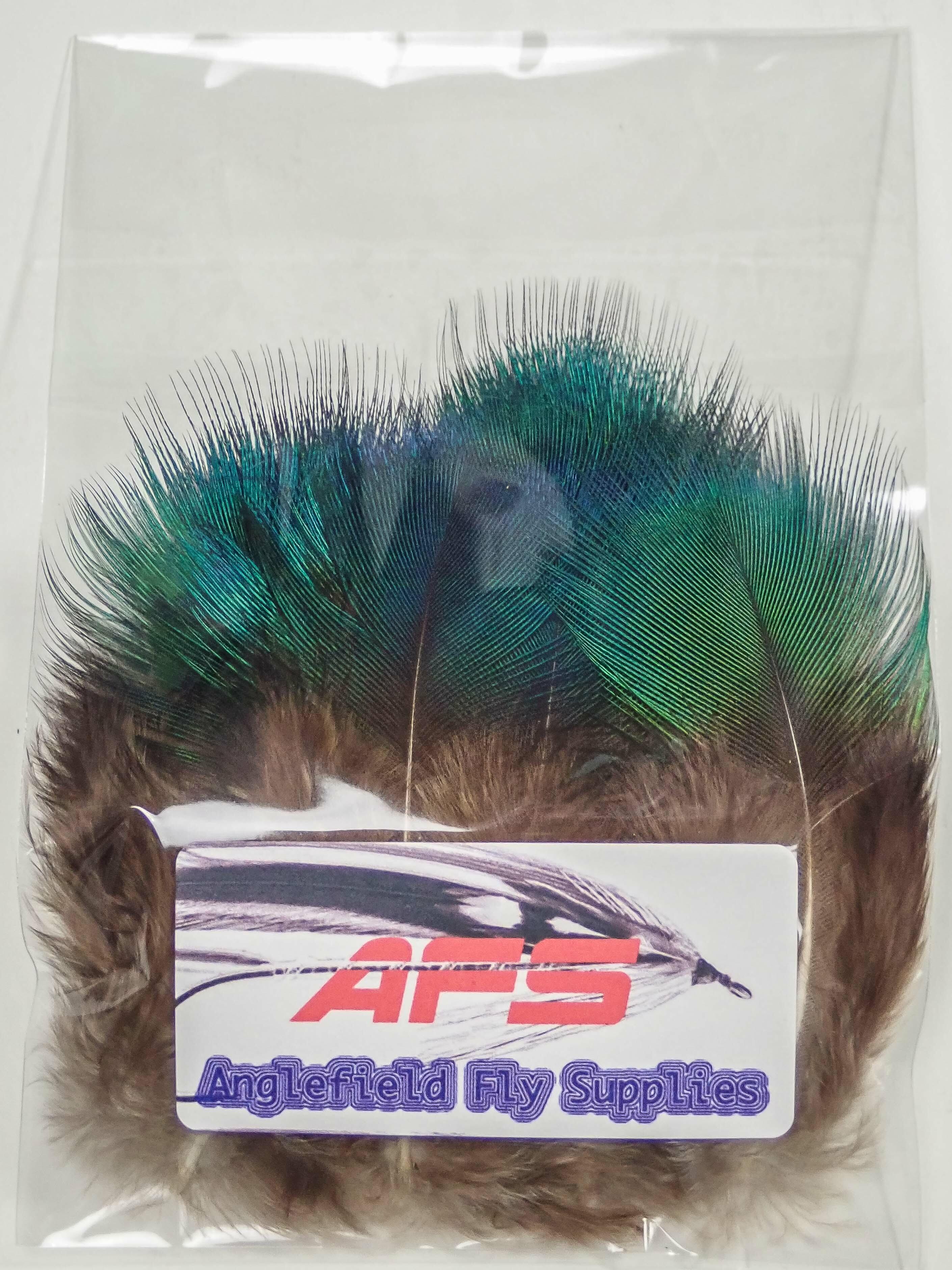 Peacock Green Neck / グリーンネック