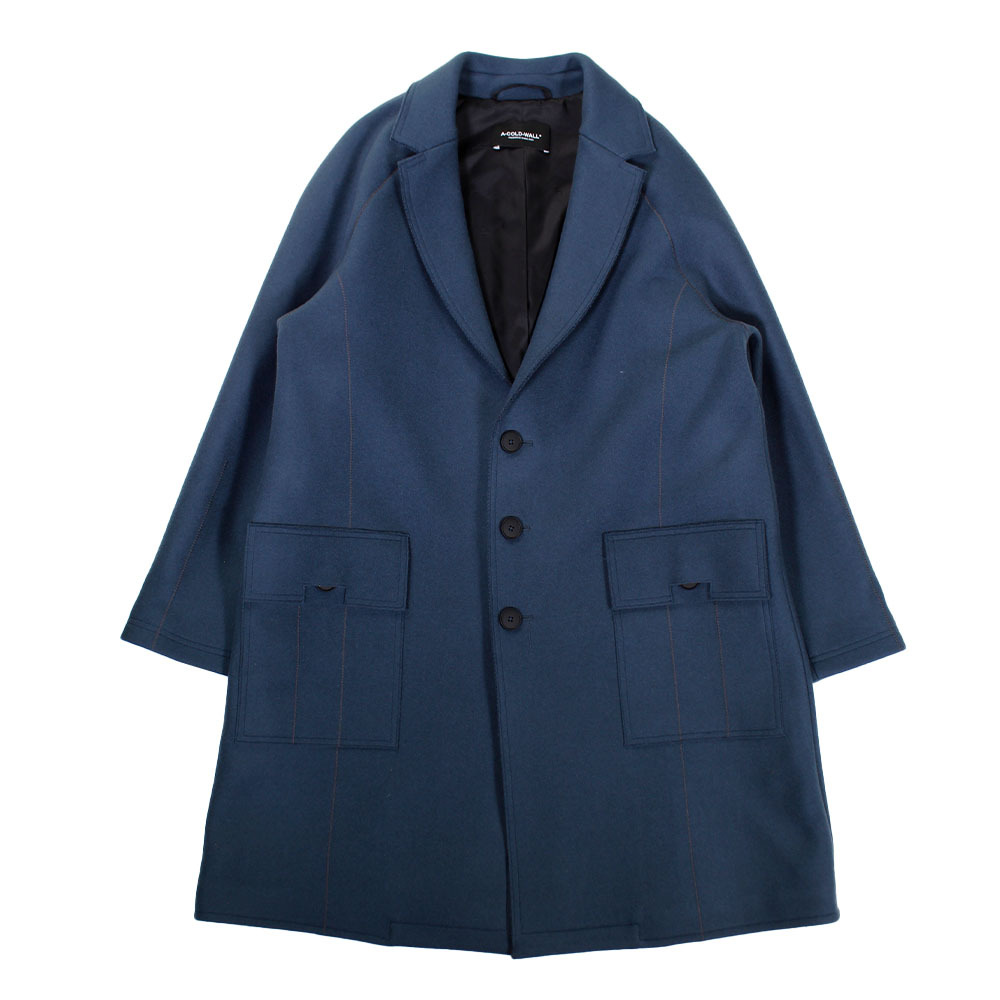 A COLD WALL Heavyweight Overcoat
