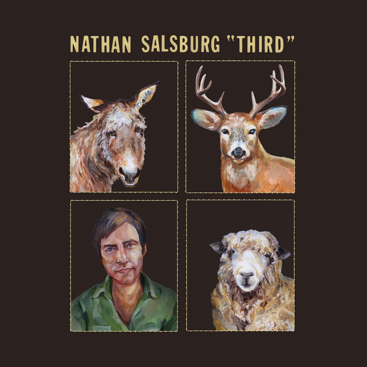 Nathan Salsburg『Third』(No Quarter)