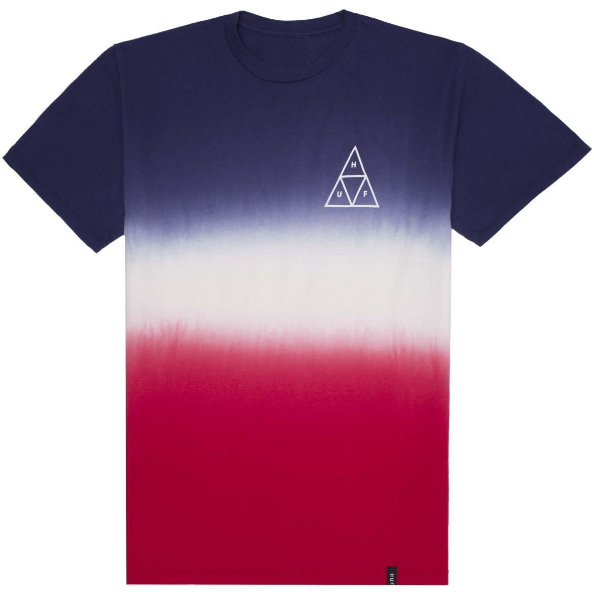 TRIPLE TRIANGLE GRADIENT TEE