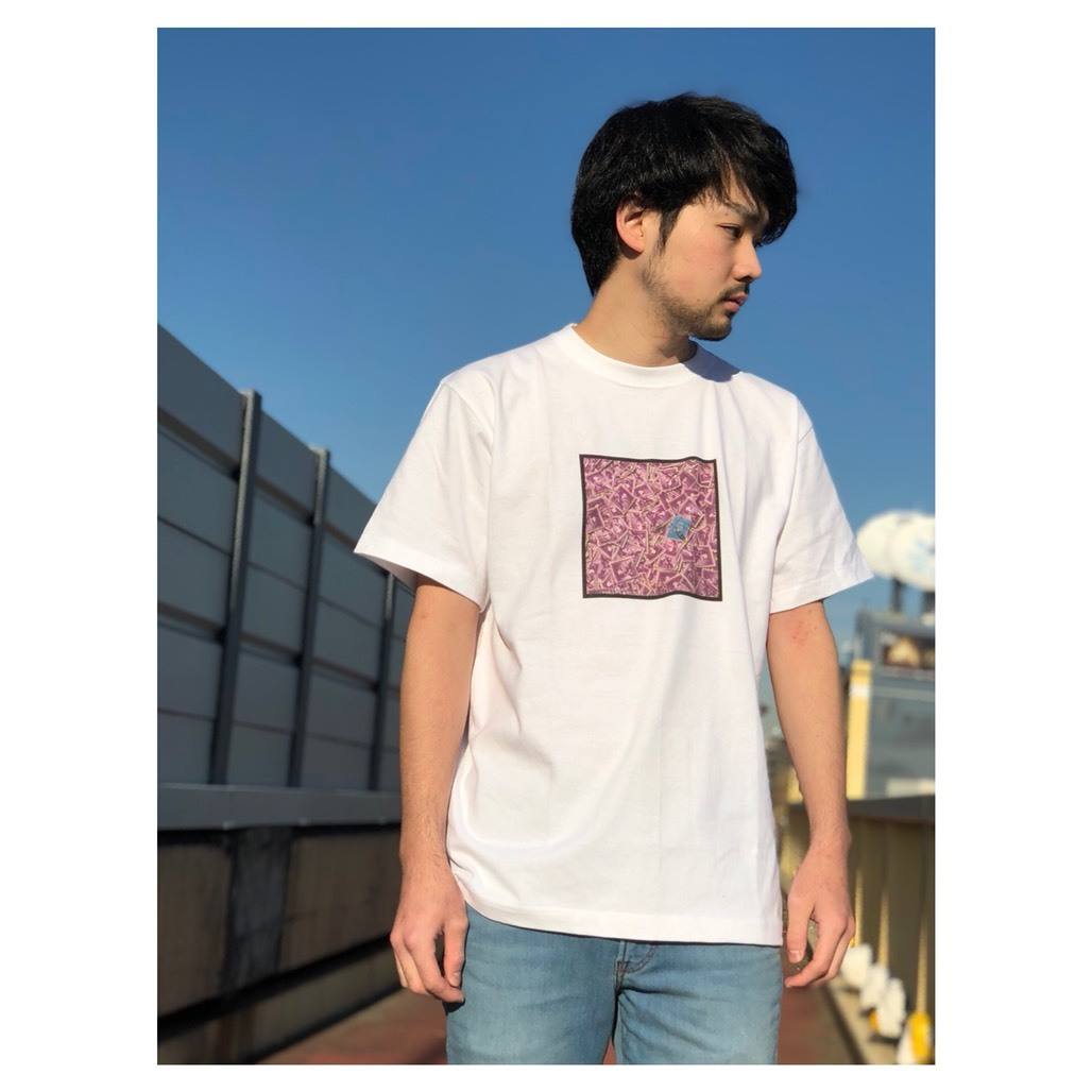 Stamps Tee