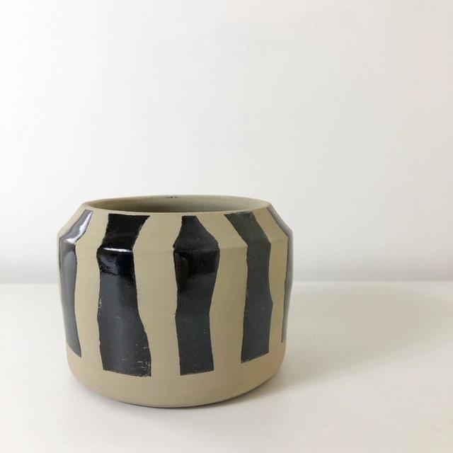 """再入荷!ceramic pot """"Gerd"""" 鉢カバー"""