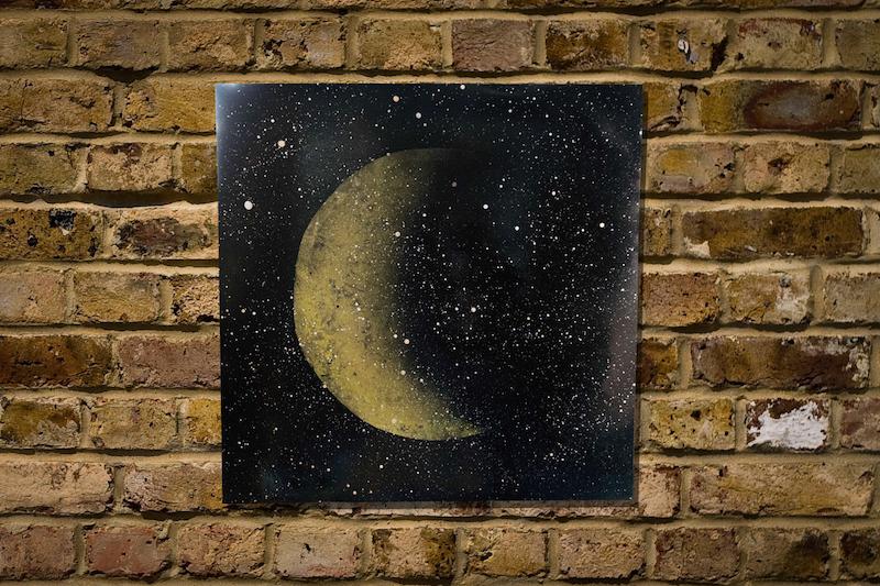 Moon (額入り特別作品)