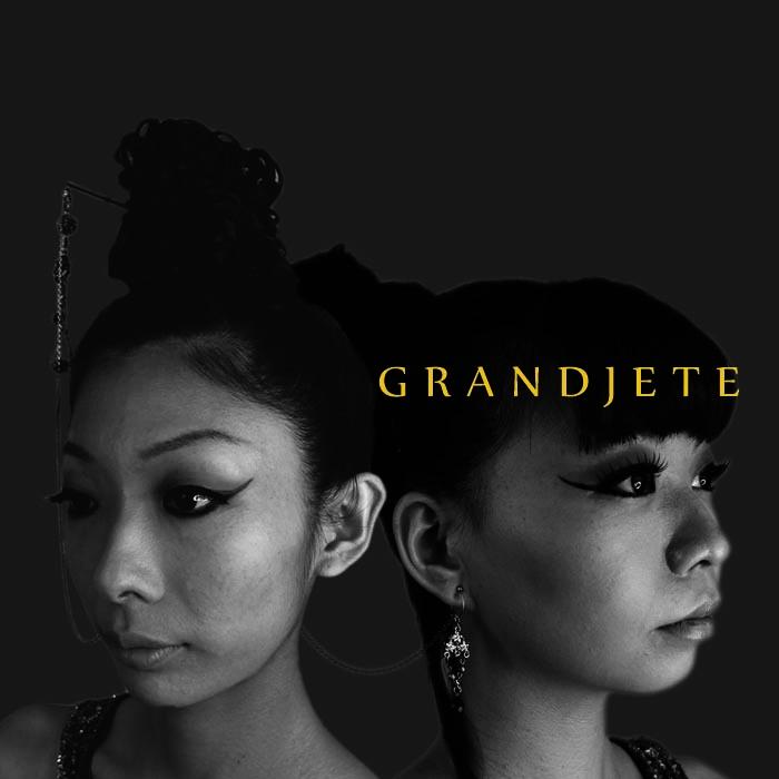 2nd Album「grandjete」
