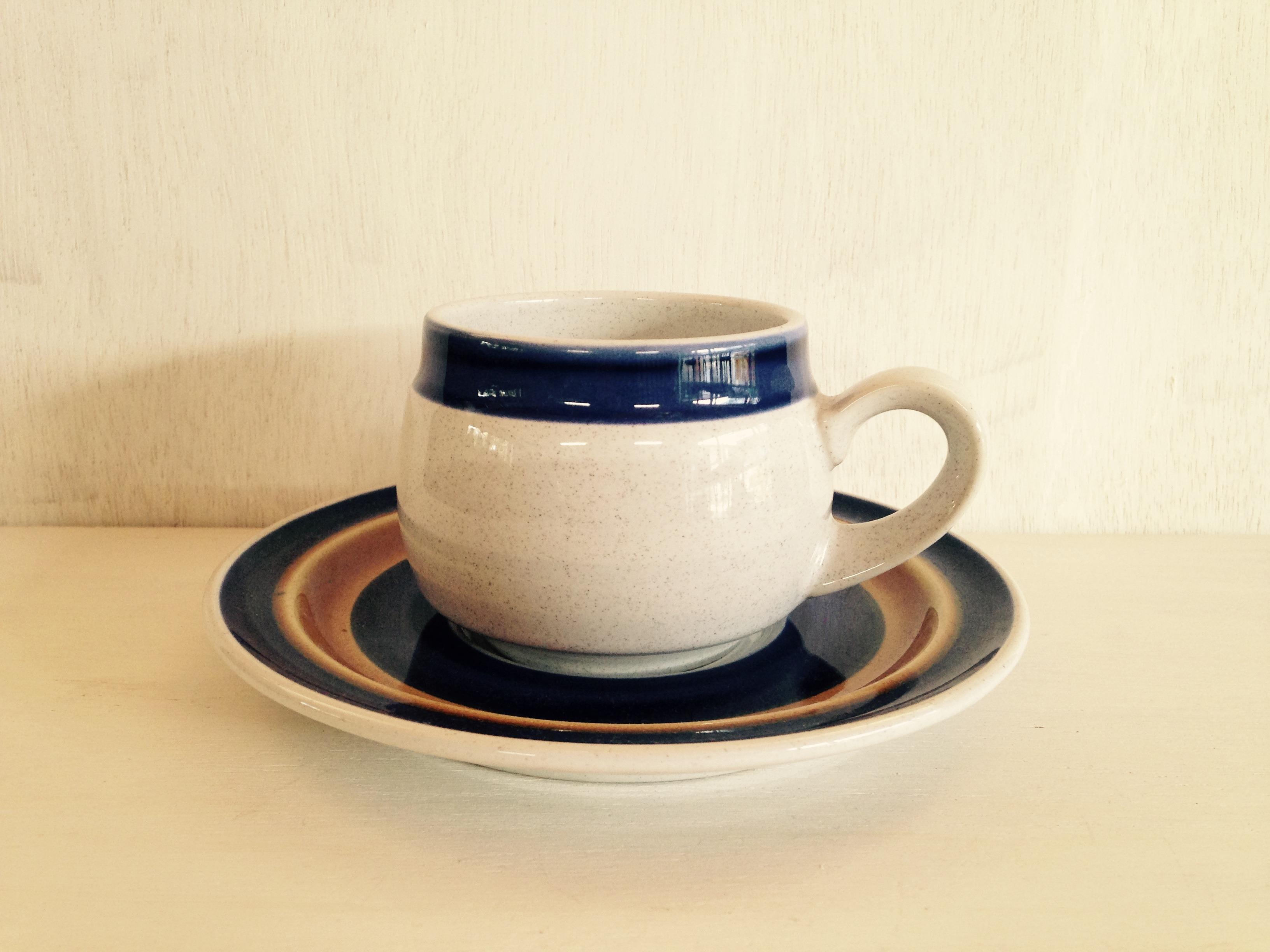 コーヒーカップ Noritake(ノリタケ)プリマストーン