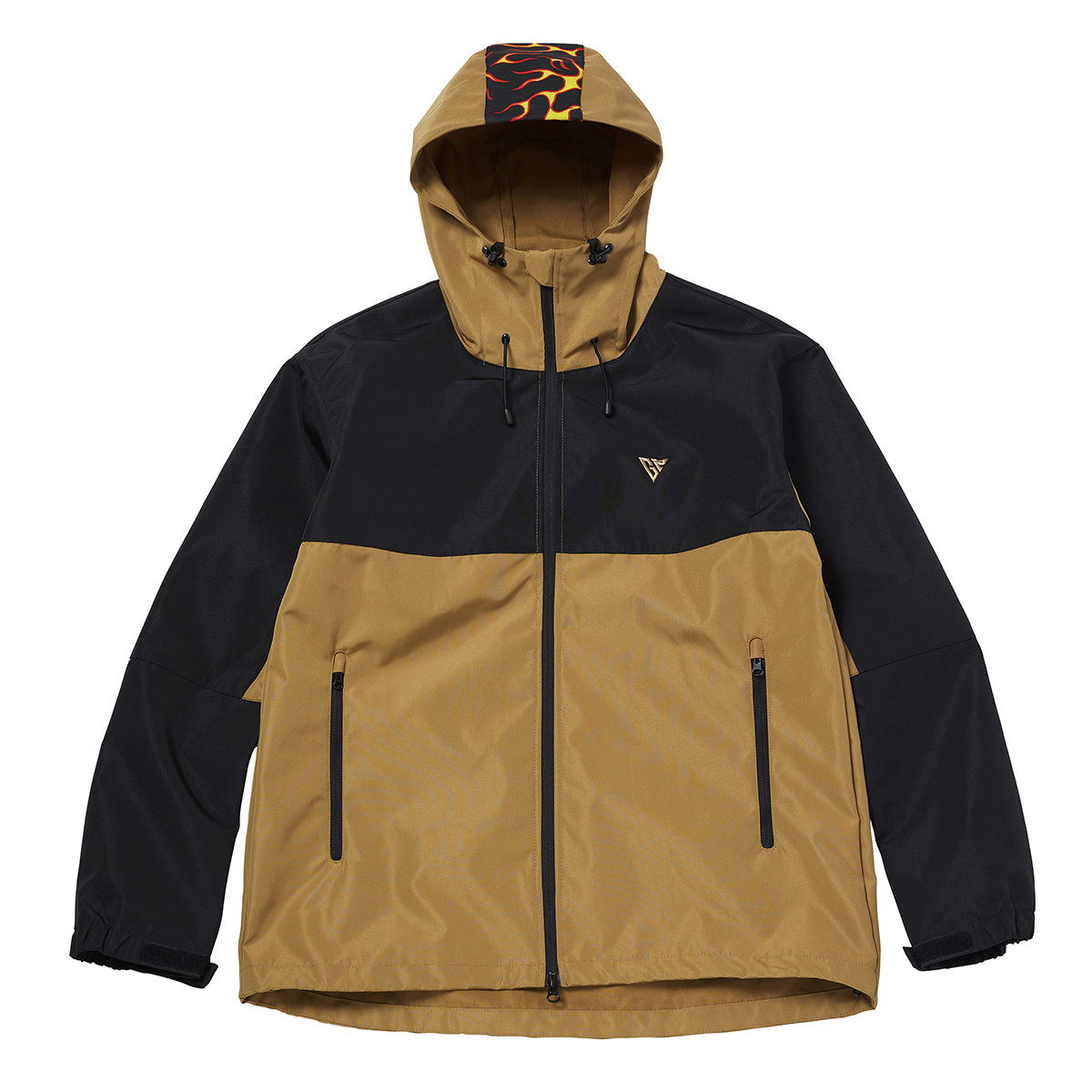 SHELL HOODED JACKET / GS20-AJK01