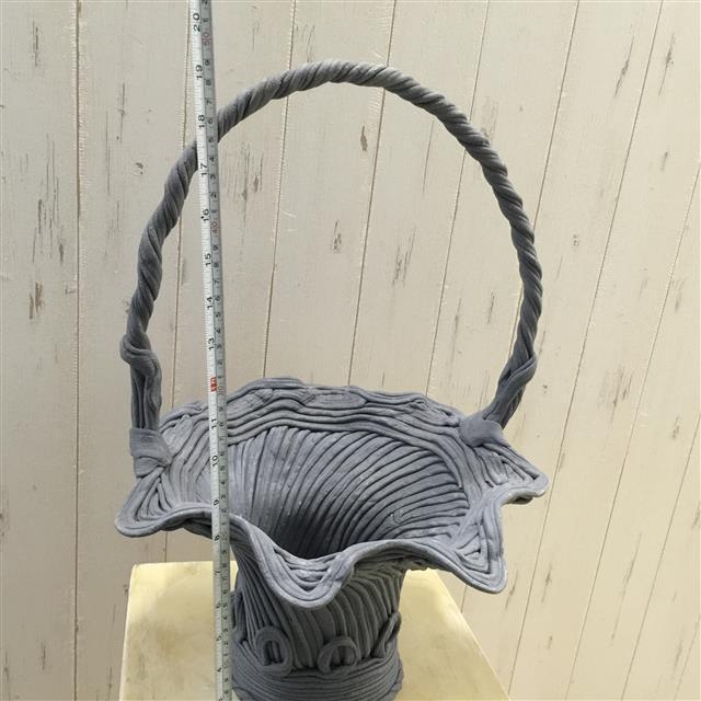綱木紋バスケット スター - 画像2