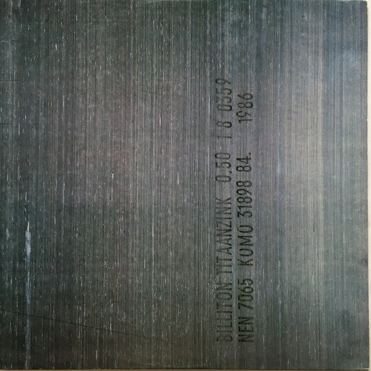 【LP・米盤】New Order / Brotherhood