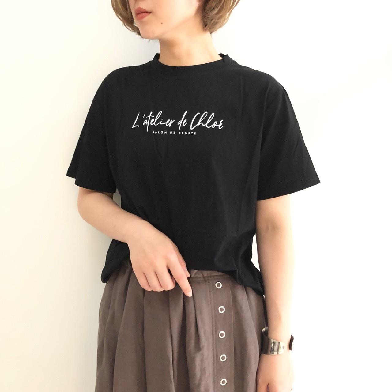【 ROSIEE 】- 152705 - プリントTeeシャツ