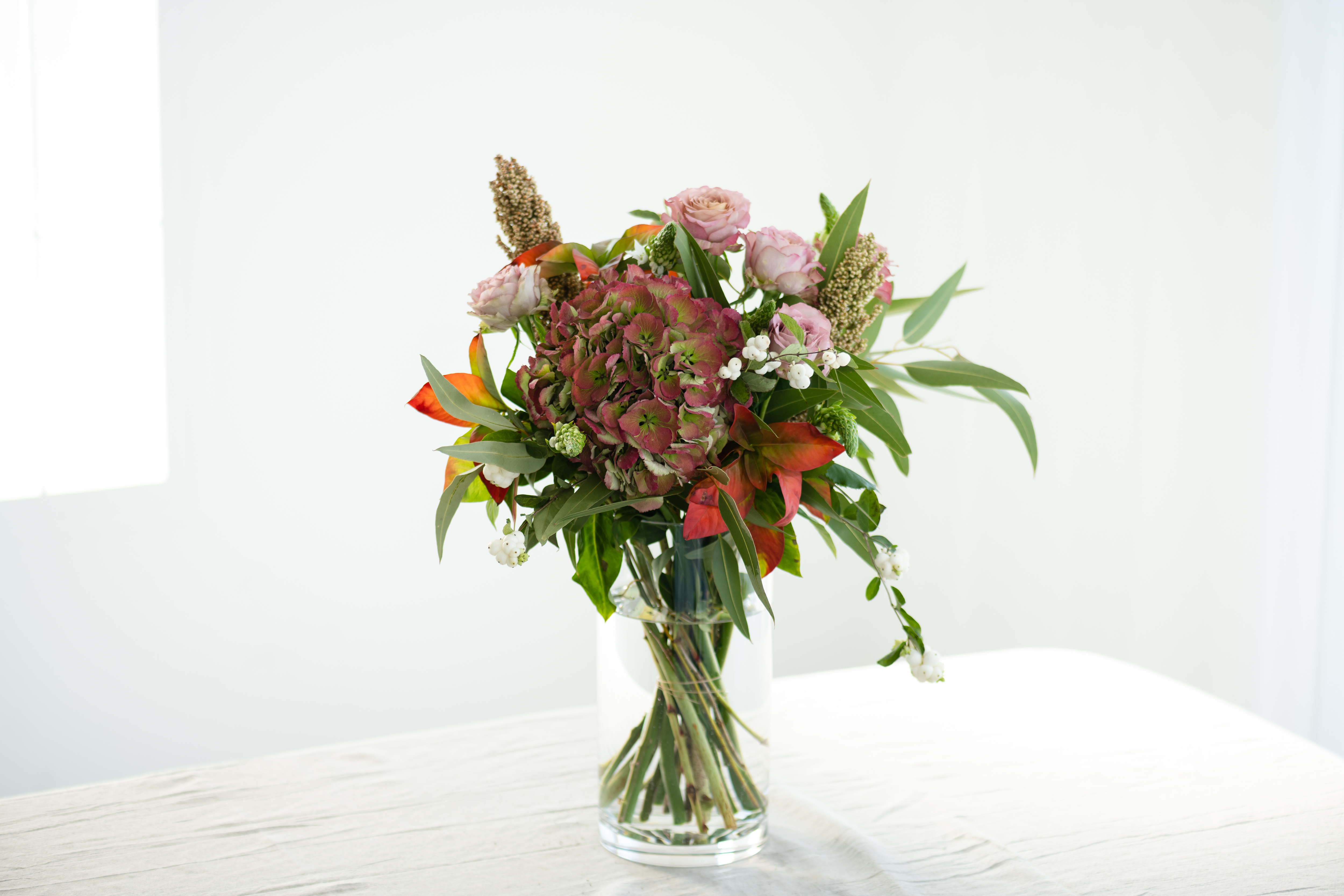 季節の花束 L