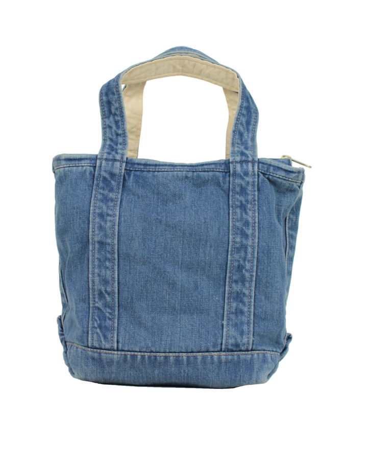 denim tote small Lot:90004 - 画像3