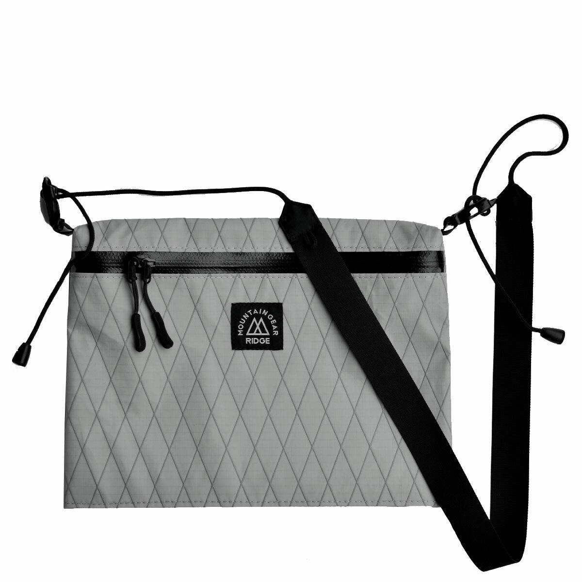 RIDGE MOUNTAIN GEAR(リッジマウンテンギア)Shoulder Pack X-Pac VX07(Grey)