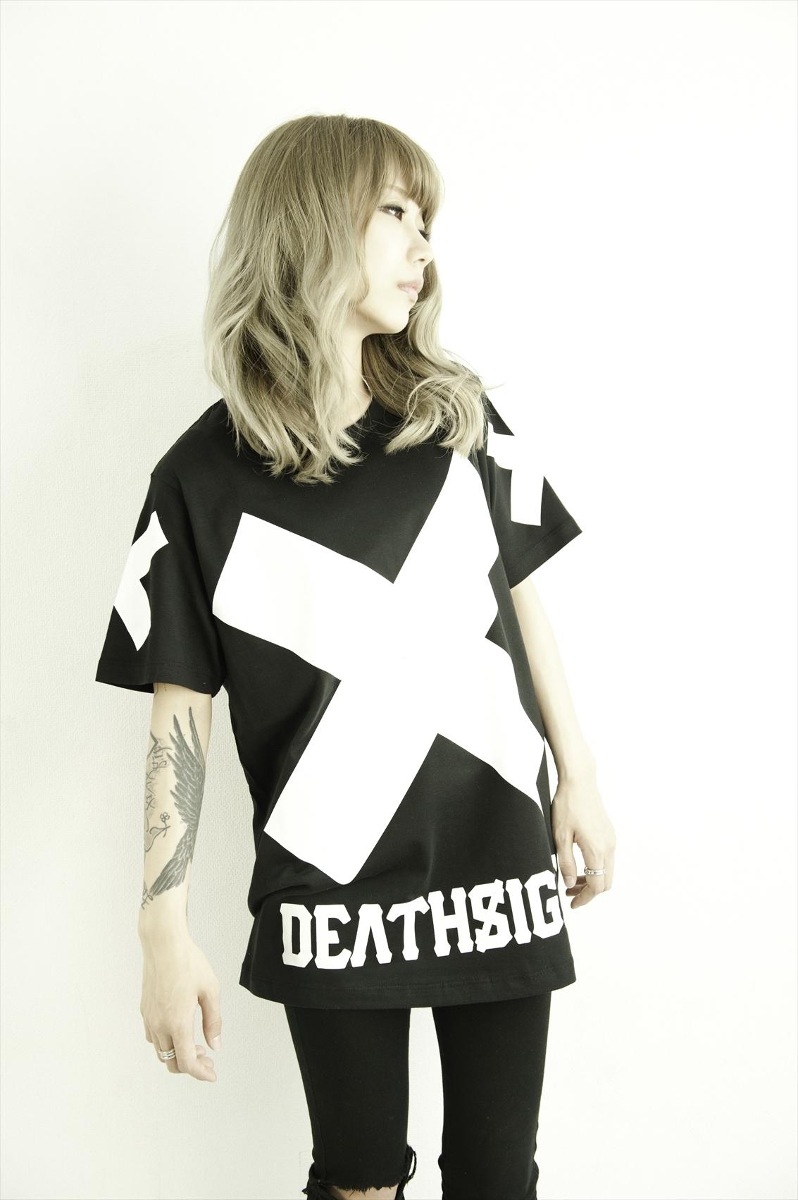 deathsight 17S TEES / BLACK - 画像3