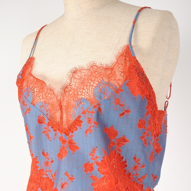 hs19SS-IR07 CAMISOLE OP - LACE