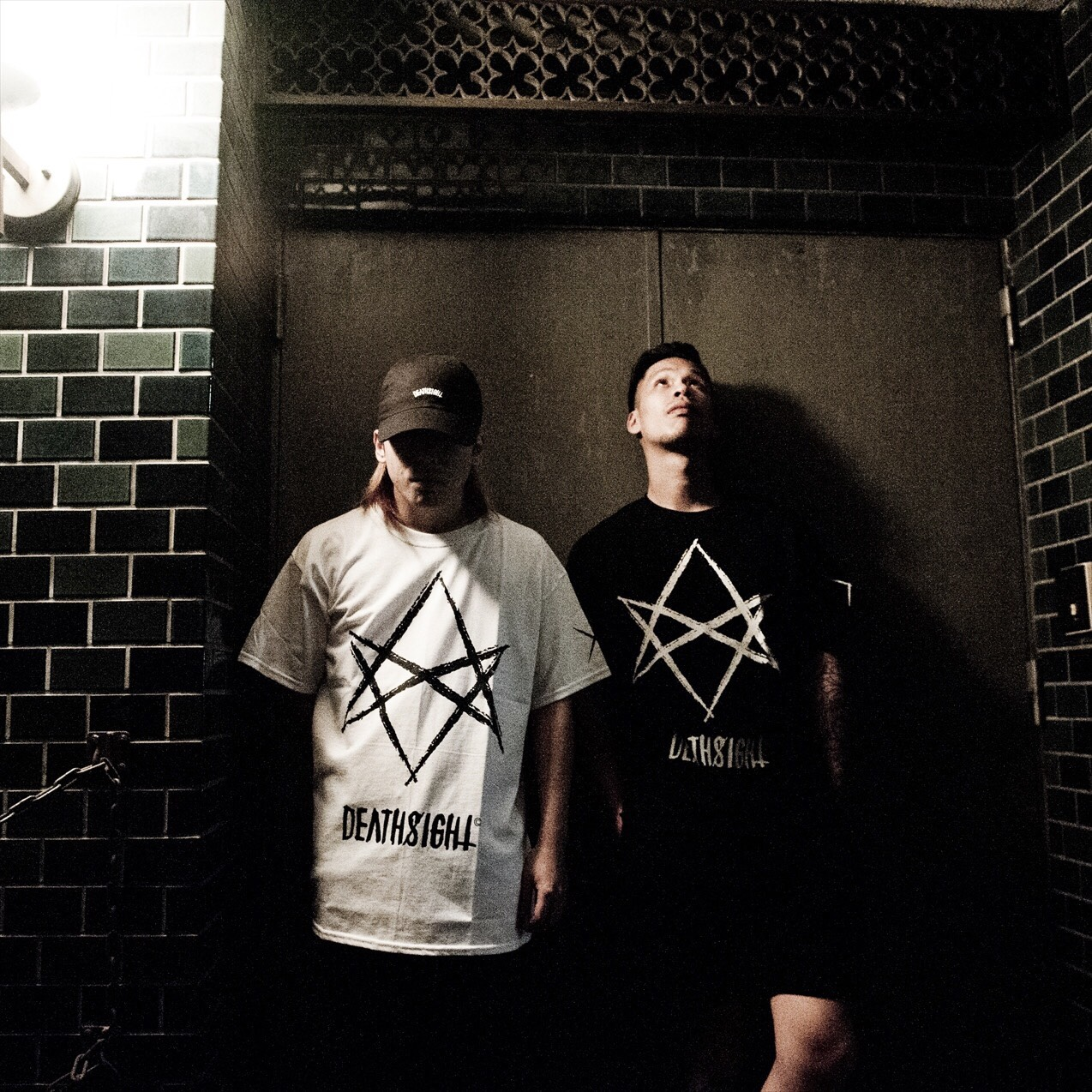 """Hexagram"" Tees / WHITE - 画像4"
