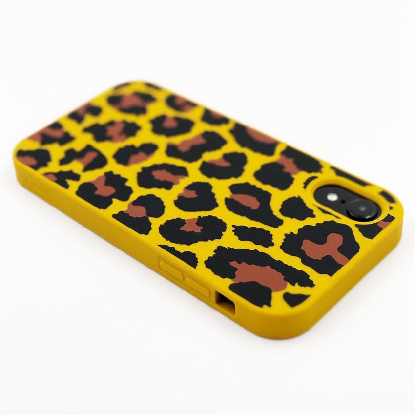 "SIMPLE CASE ""LEOPARD"" for iPhoneXR"