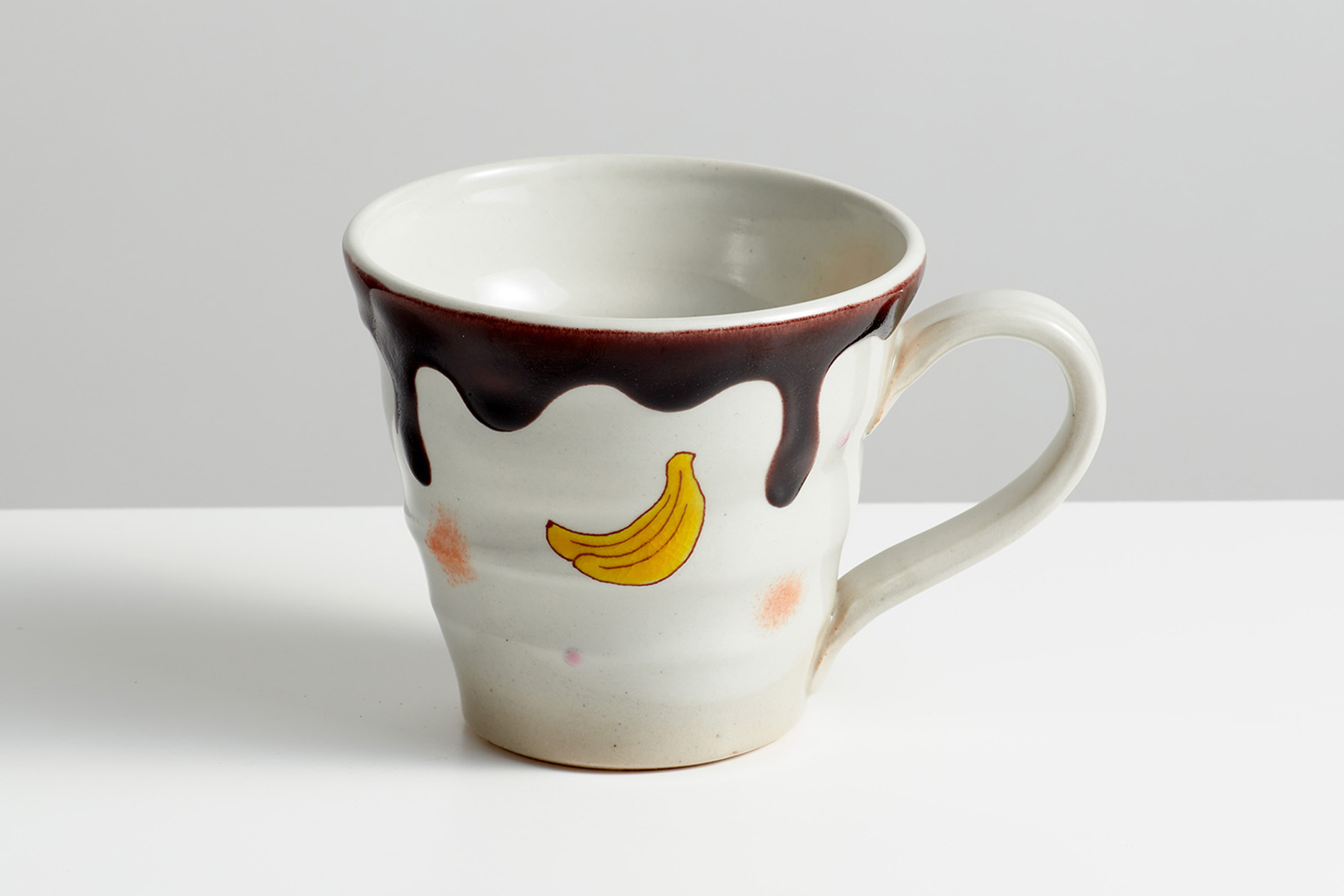 マグカップ チョコバナナ
