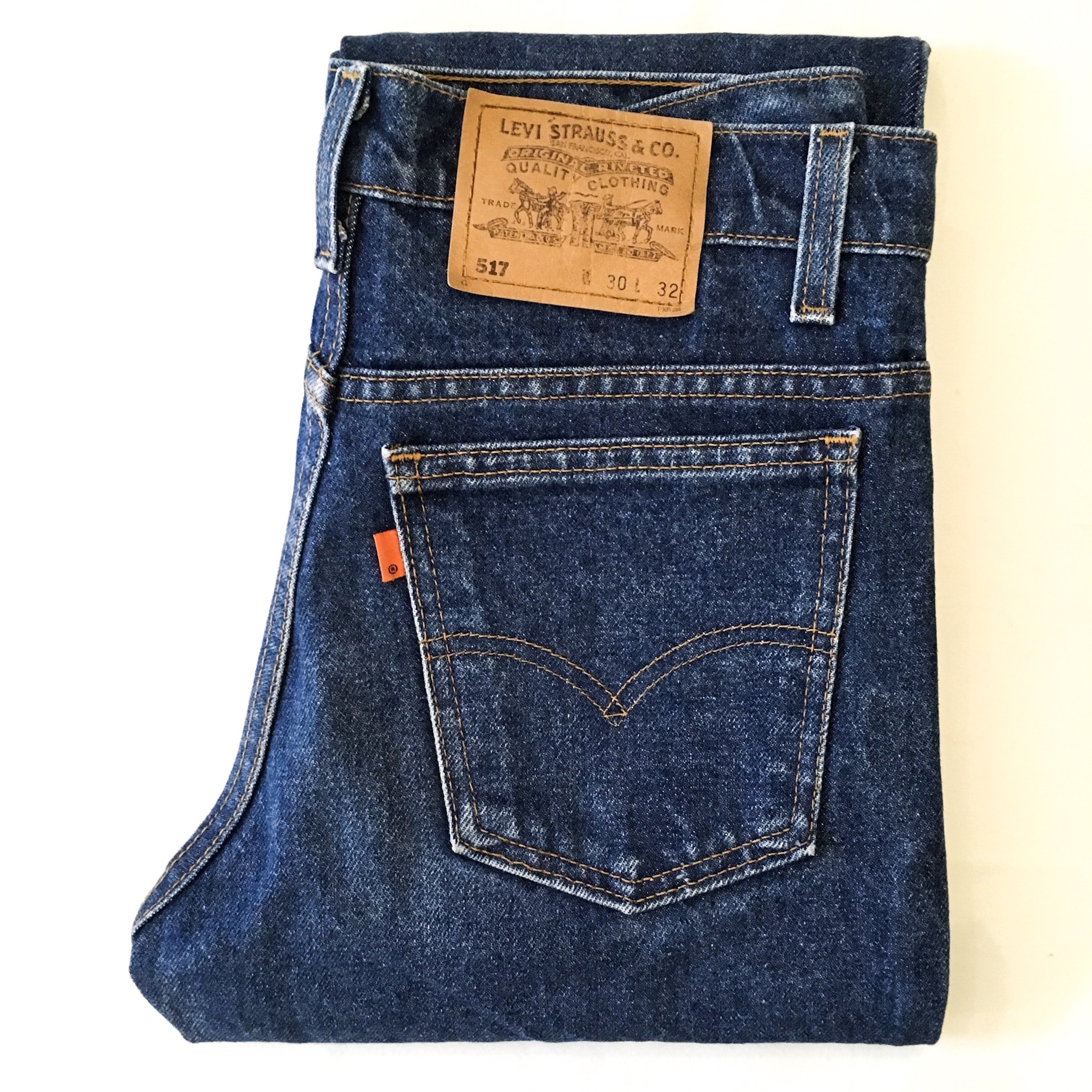 "90's Levi's 517  W 30inch ""MADE IN USA"" <Used>"