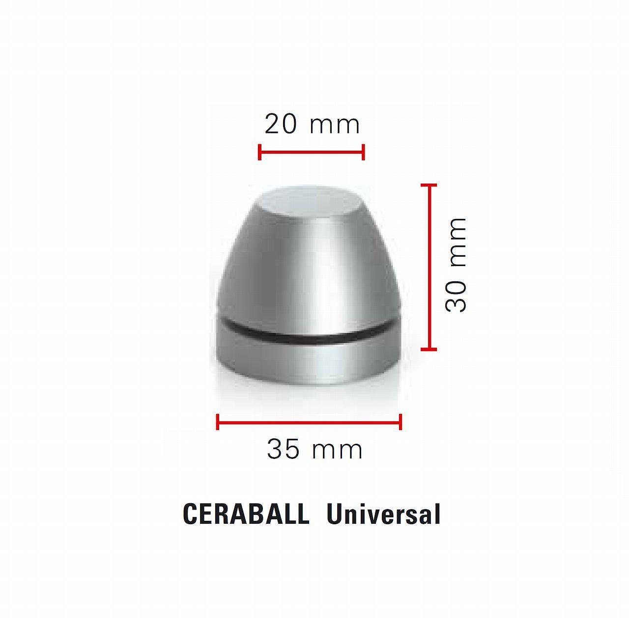 CERABALL UNIVERSAL cb-uni-4 (Silver)