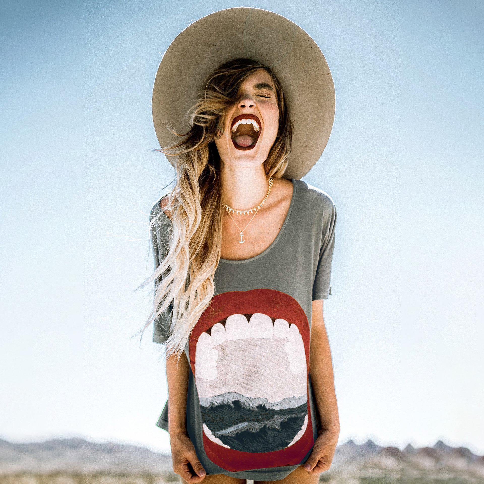 Ocean Mouth Elevado Tee