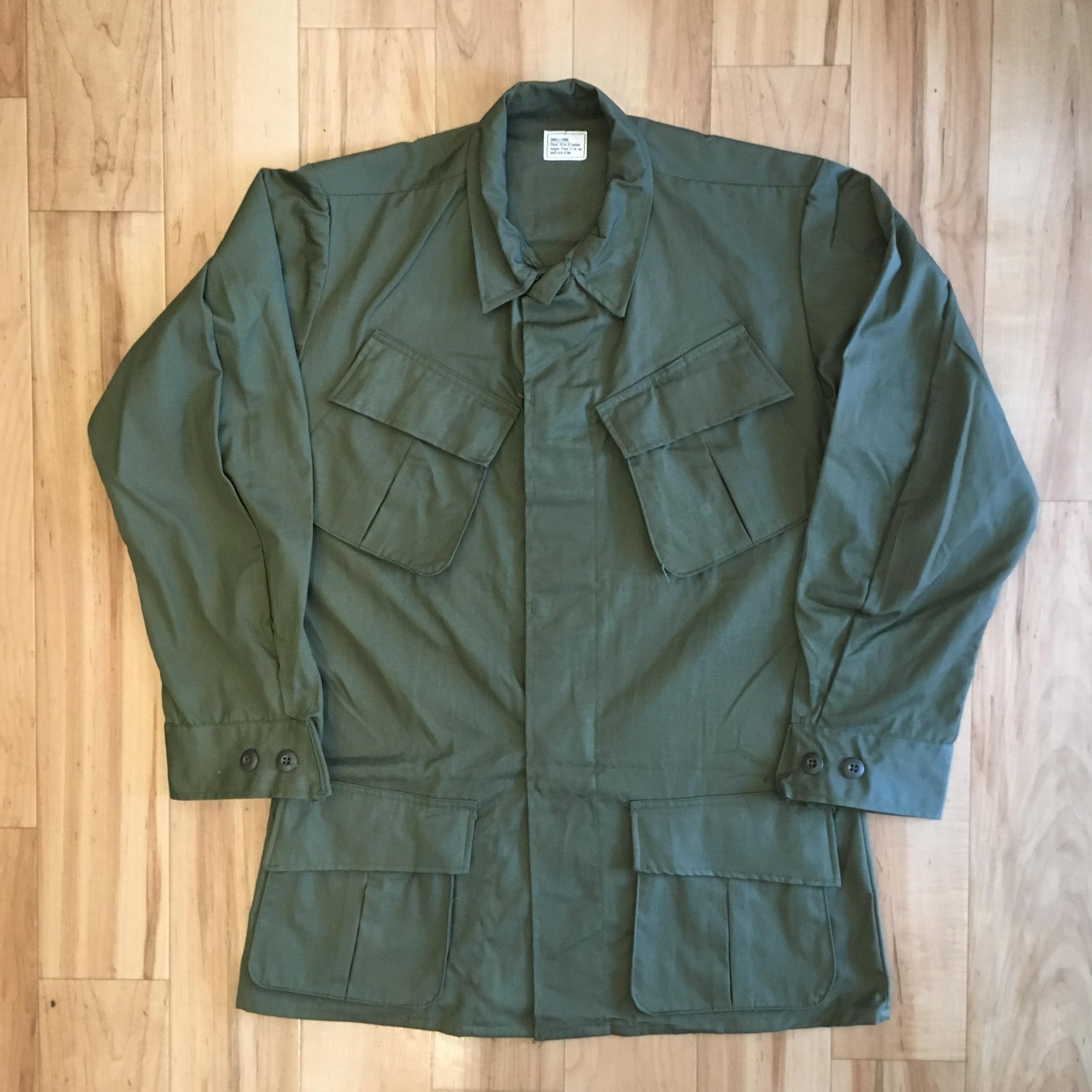 "Jungle Fatigue Jacket  S-Long ""Deadstock"""