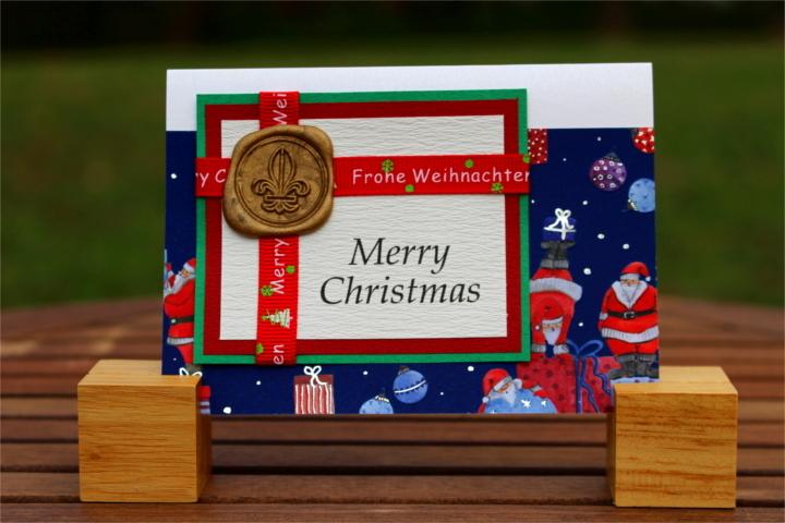 """Shiori のメッセージカード """"Merry Christmas""""_1"""