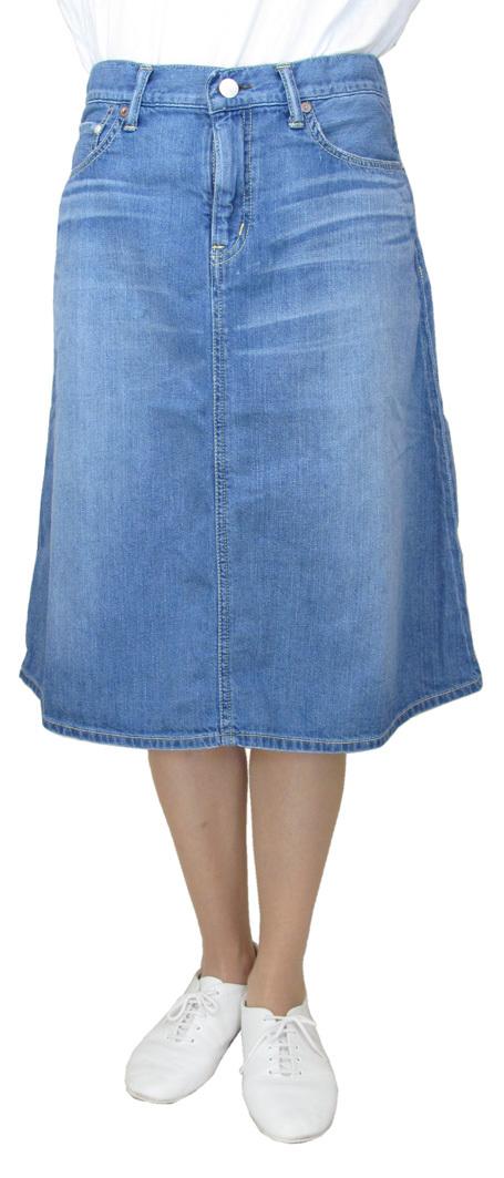 FS 2/3 A-line skirt - 画像4