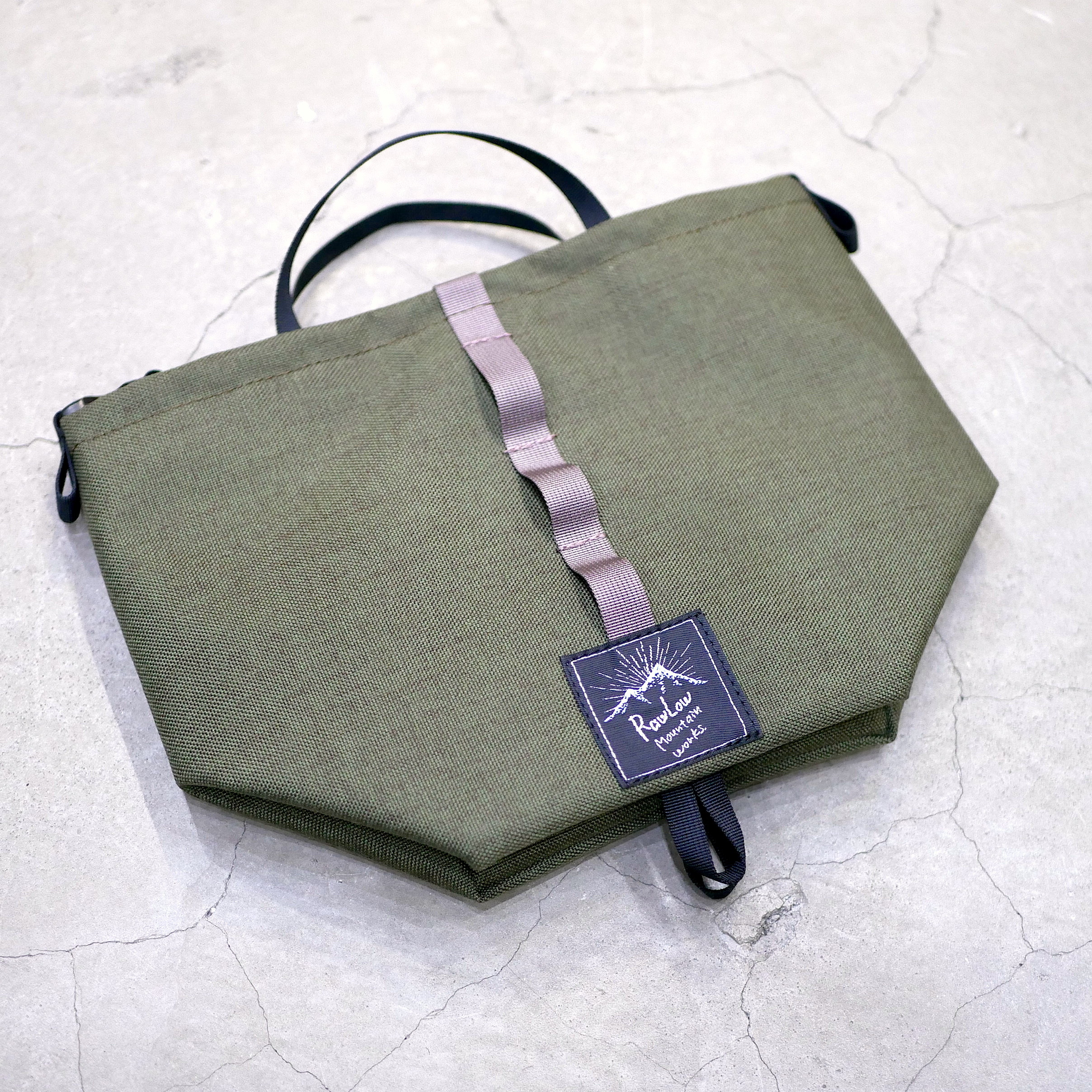 RAWLOW MOUNTAIN WORKS /  TABITIBI TOTE(MOSS)