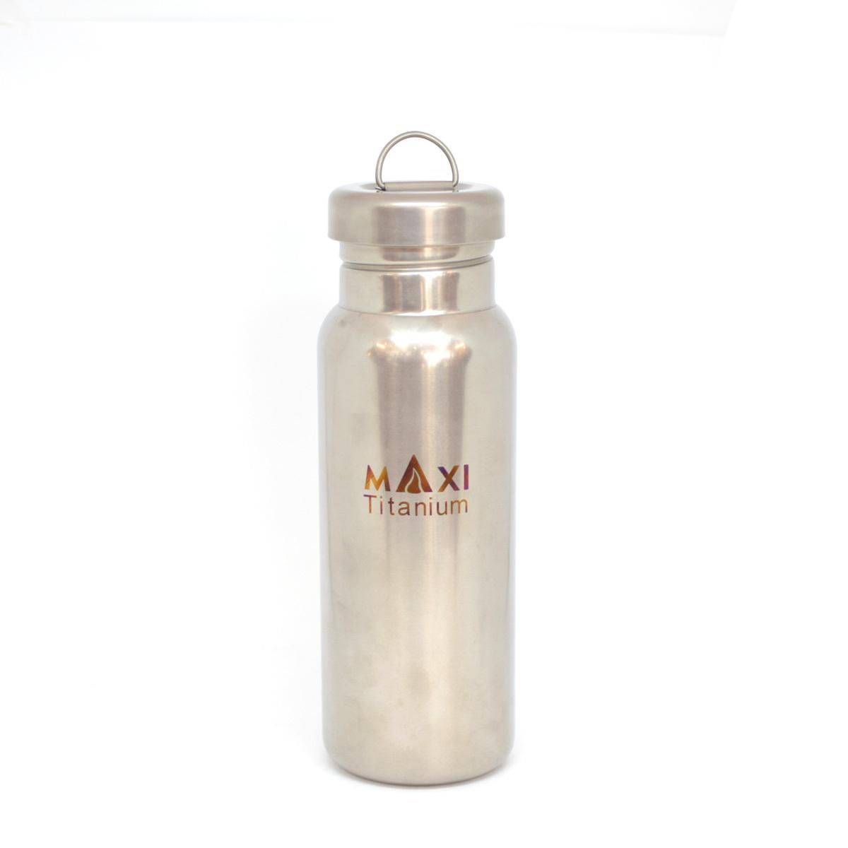 MAXI(マキシ)チタニウムボトル 800ml チタンボトル